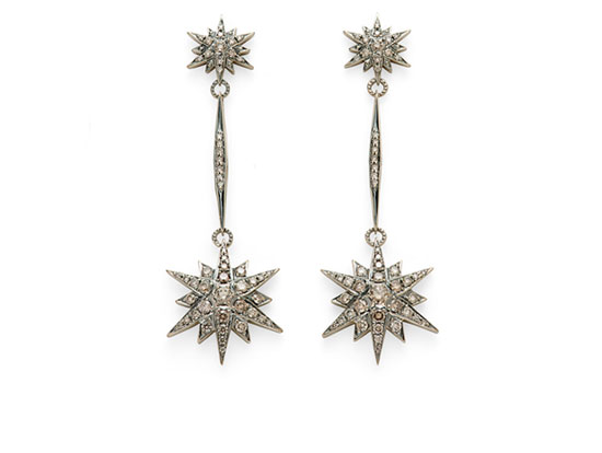 Stars Earrings - Stars