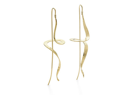 12028a60bd6 Sketches by HStern Earrings in Yellow Gold 18K